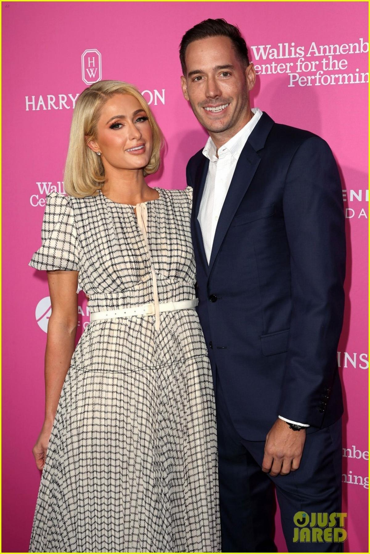 Trước đó, Paris Hilton đã lên tiếng phủ nhận việc đang mang thai.