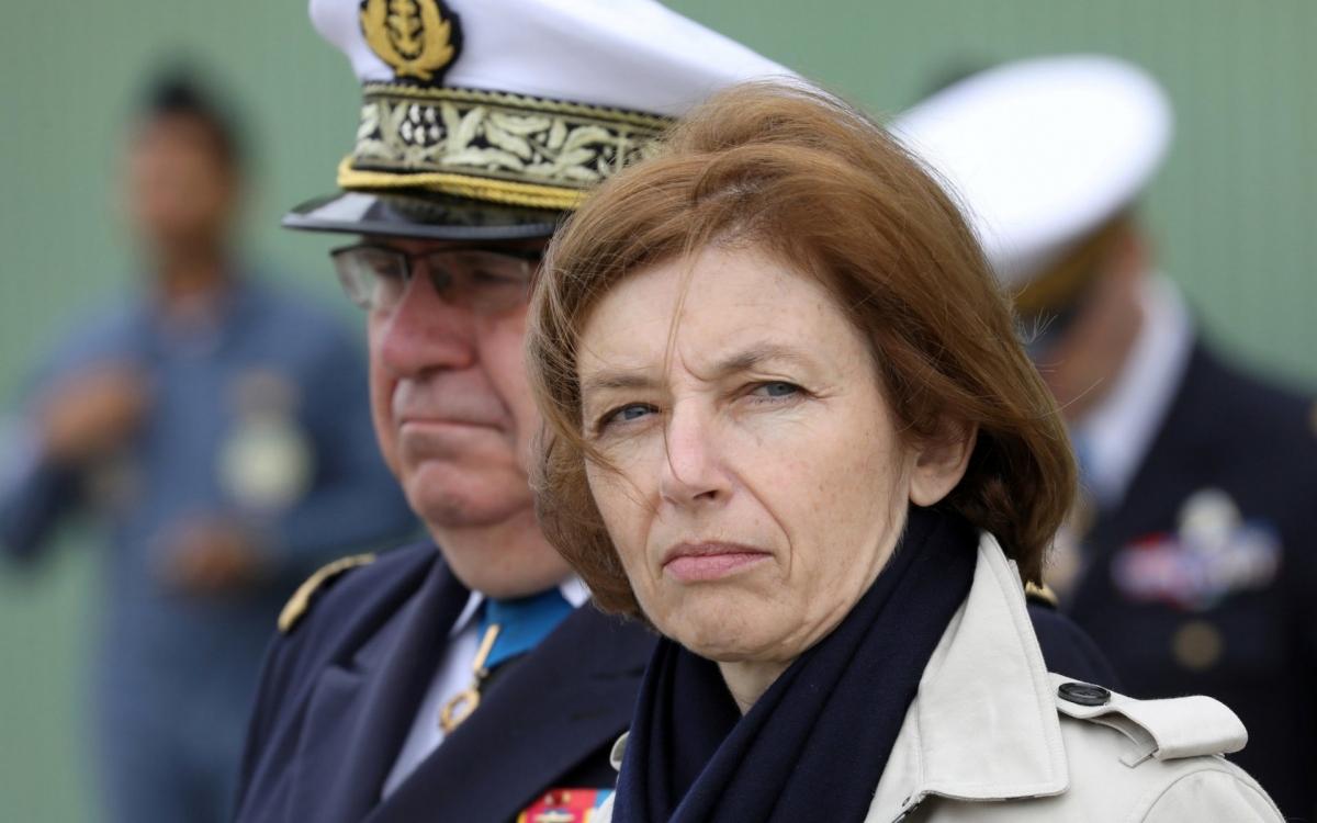 Bộ trưởng Quân đội Pháp Florence Parly cho biết, Pháp đang đánh giá lại các mối quan hệ đồng minh hiện nay. Ảnh: Reuters.