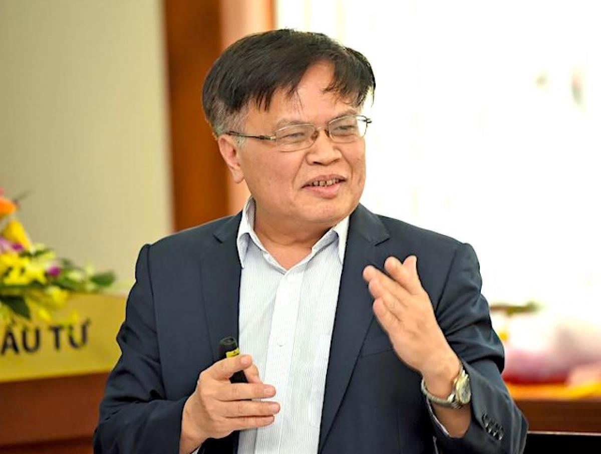 TS. Nguyễn Đình Cung, nguyên Viện trưởng Viện Nghiên cứu Quản lý kinh tế Trung ương (CIEM)