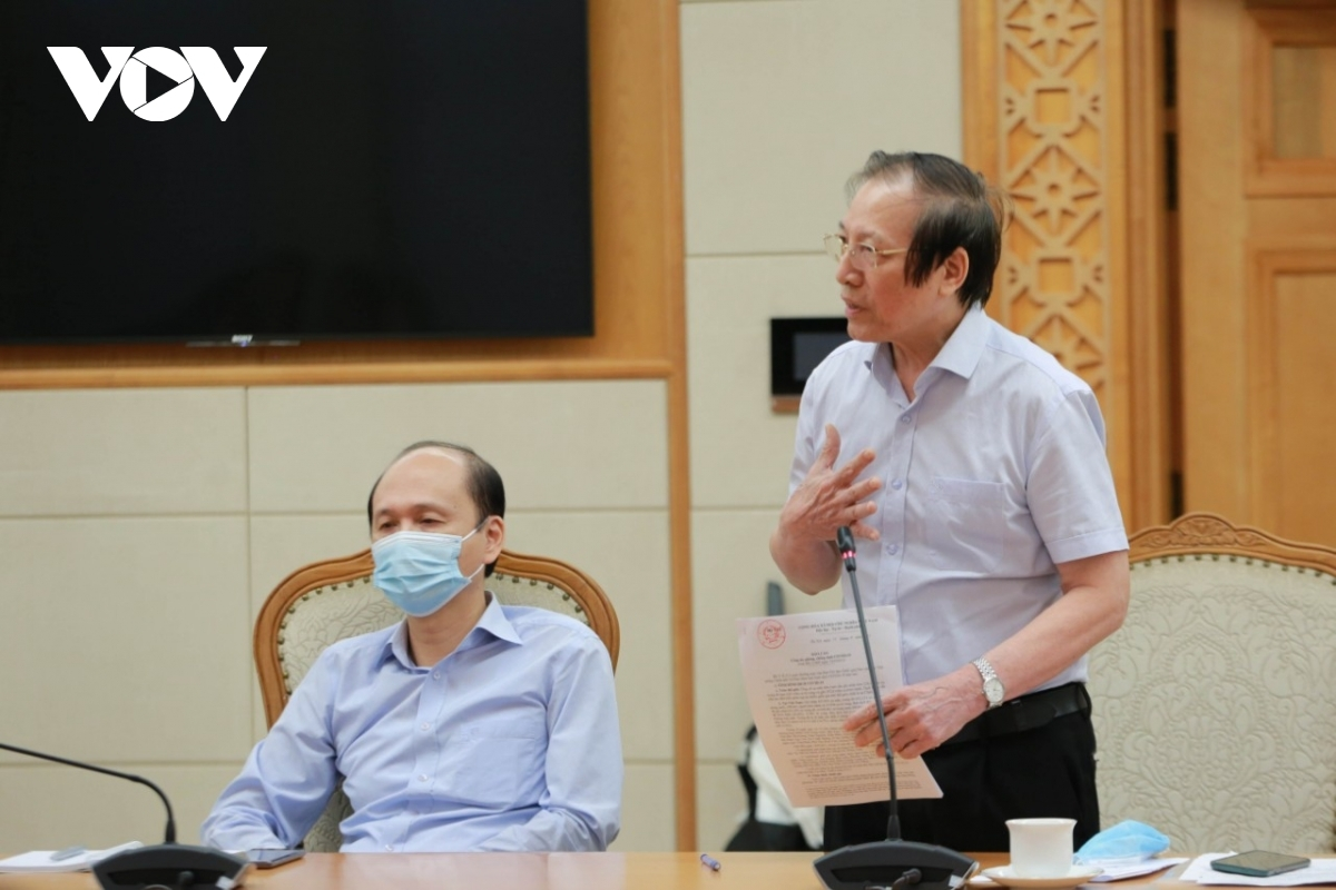 Prof. Dr Do Tat Cuong suggests enhancing the capacity of the grassroots-level medical facilities