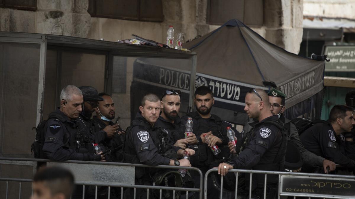 Quân đội Israel tăng cường ở Bờ Tây. Nguồn: AP