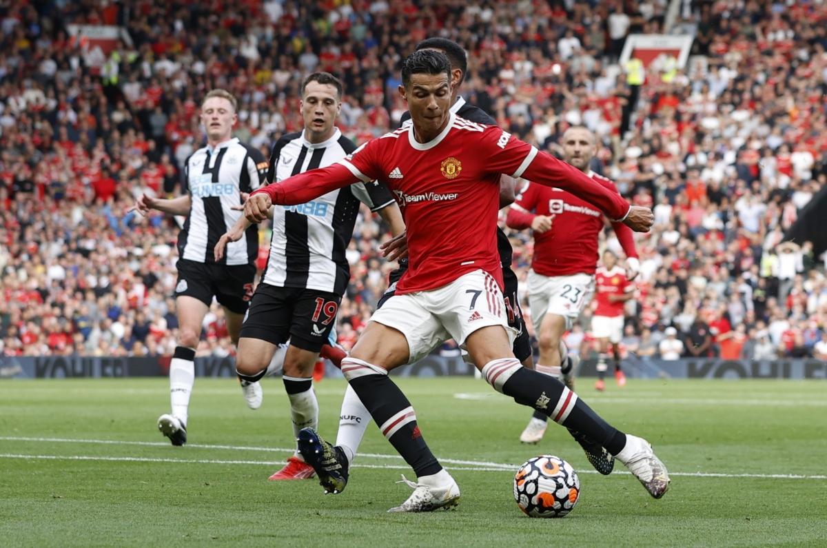 Tuy nhiên, Cristiano Ronaldo một lần nữa toả sáng với pha chạy chỗ dứt điểm mẫu mực ở phút 62.