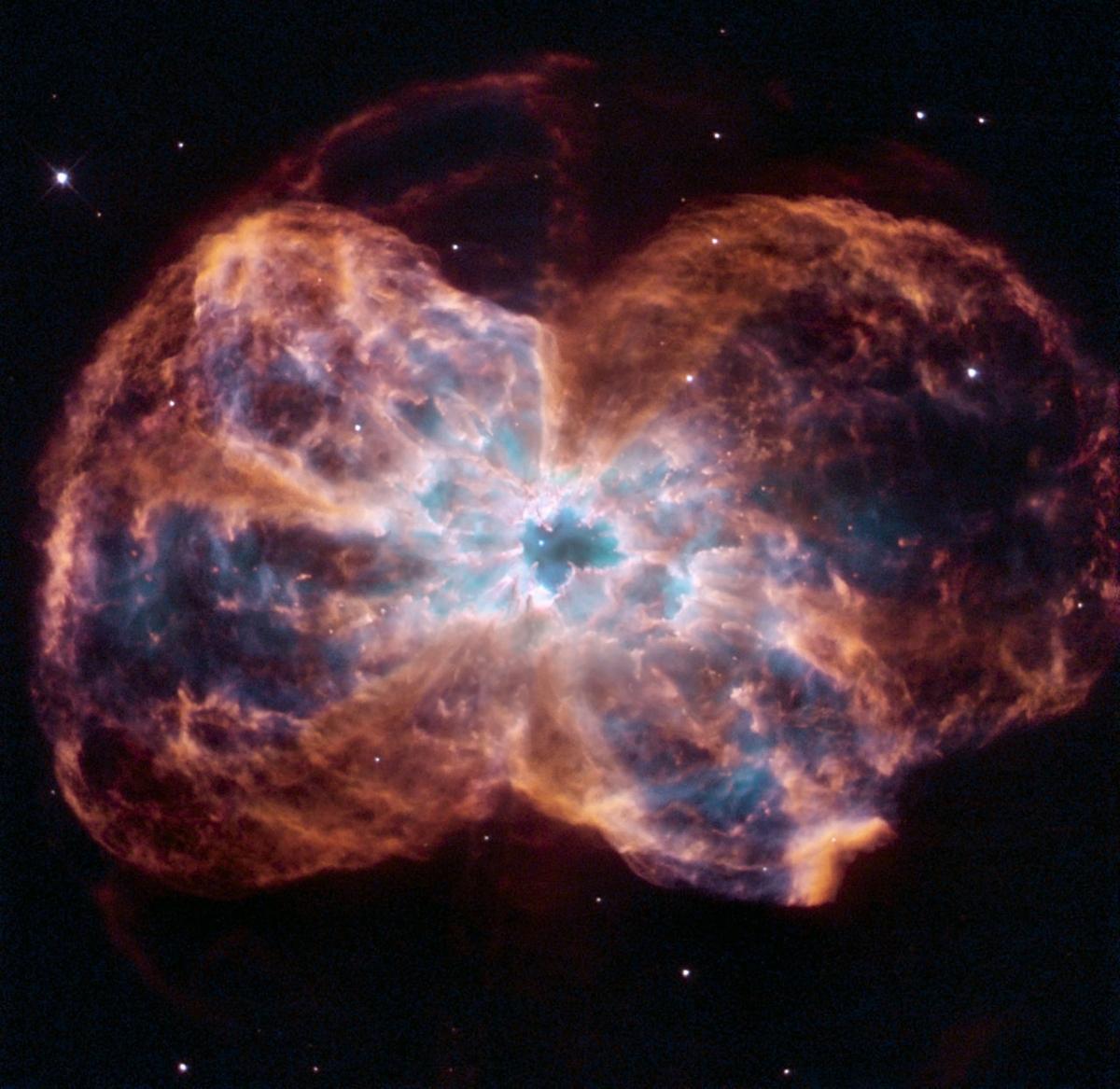 Ngôi sao này có nhiều điểm tương tự như Mặt Trời của chúng ta mặc dù nó đang chết dần.