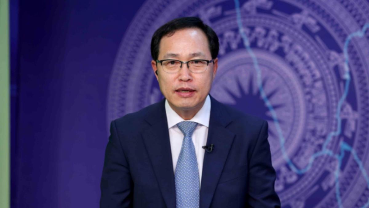 Ông Choi Joo Ho - Tổng Giám đốc Samsung Việt Nam