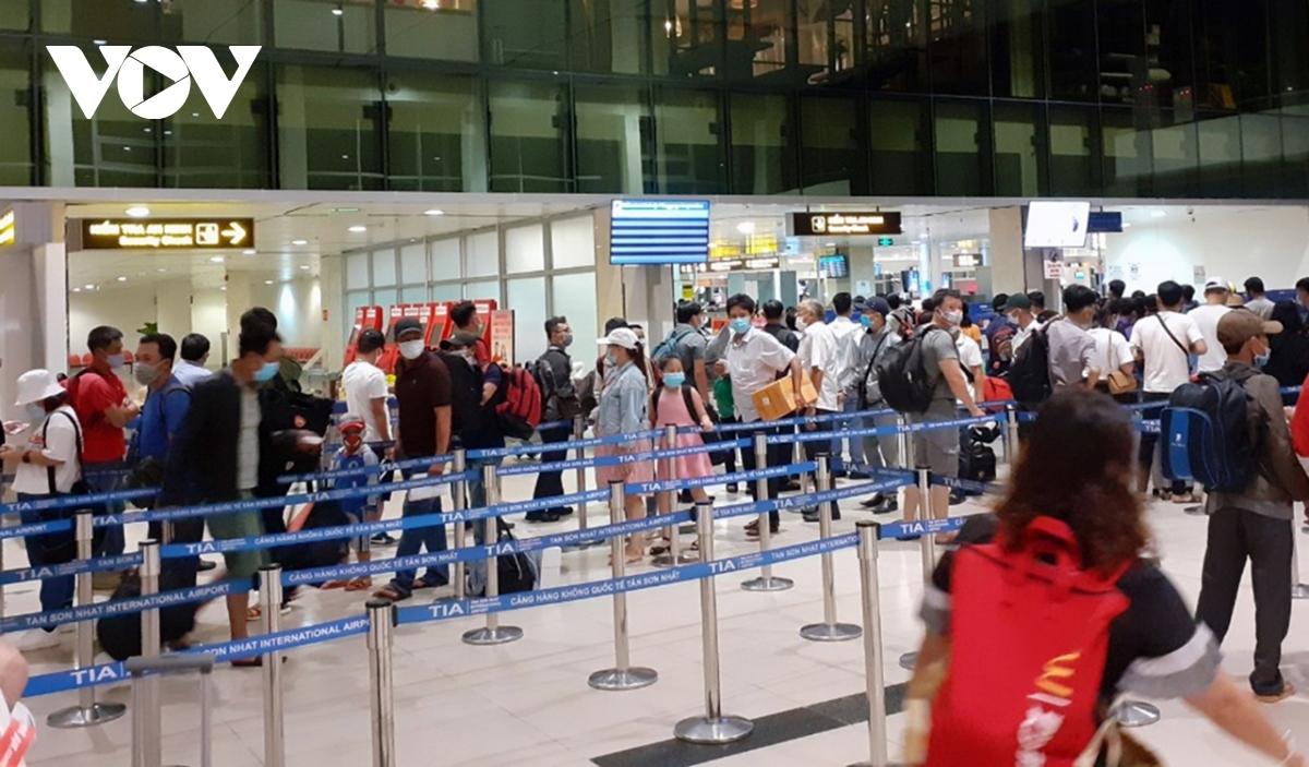 Bộ Giao thông Vận tải đã đưa ra dự thảo về kế hoạch tổ chức hoạt động vận tải hành khách sau nới lỏng giãn cách.