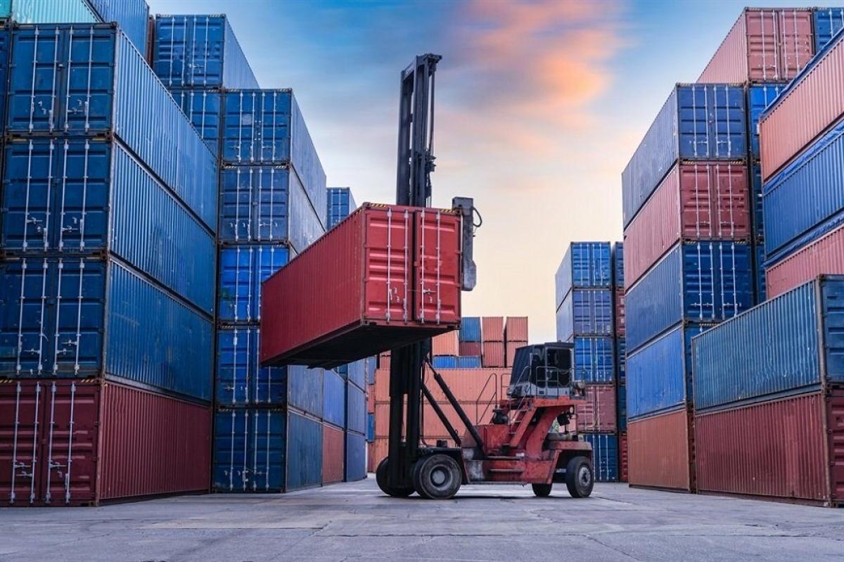 Lợi nhuận từ vận chuyển hàng hóa bằng tàu biến đã tăng lên mức cao nhất kể từ năm 2008. (Ảnh: Africnews)