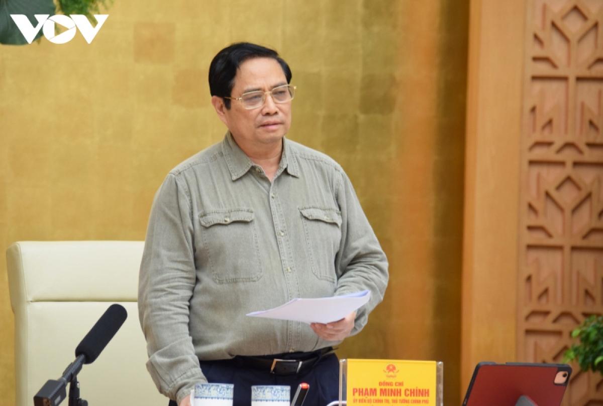 Thủ tướng lưu ý một số địa phương, đêm Trung Thu người dân đường quá đông, nguy cơ lây nhiễm cao