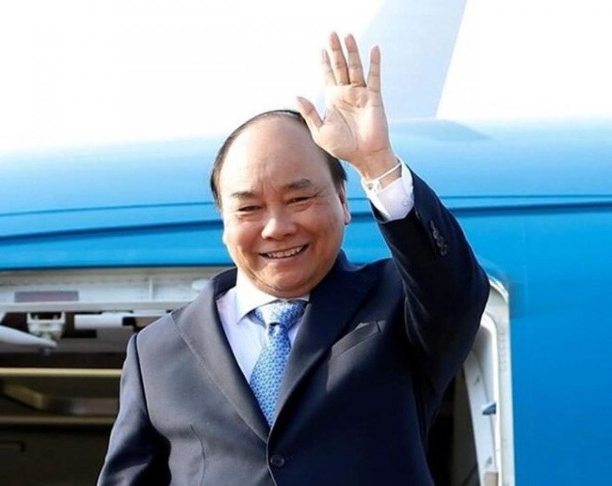 President Nguyen Xuan Phuc