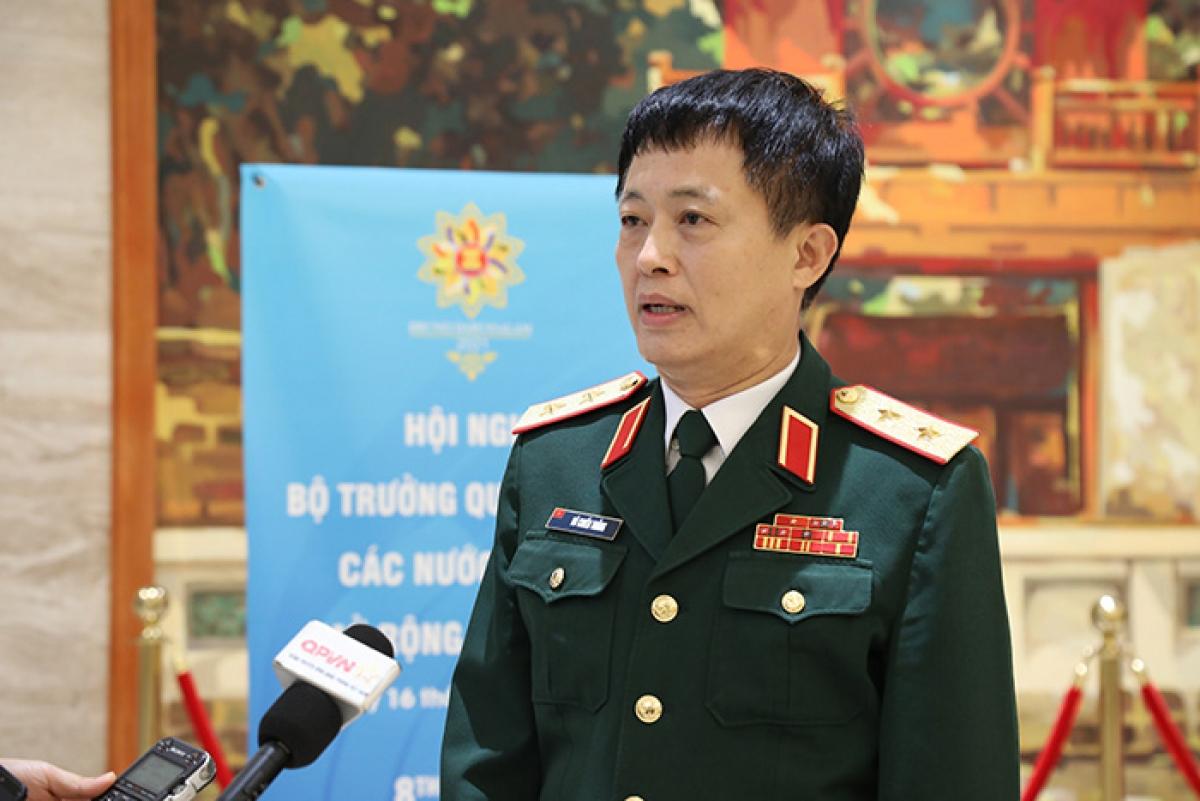 Trung tướng Vũ Chiến Thắng (Ảnh: admm.vn)