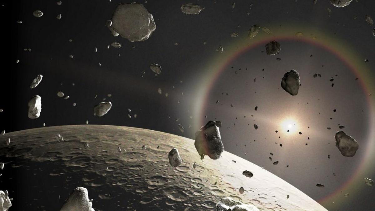 Nhiều vật thể mới được phát hiện nằm trong vành đai Kuiper, một vùng xa xôi gồm các vật thể băng giá ngoài Hệ Mặt trời. Ảnh: Getty Images
