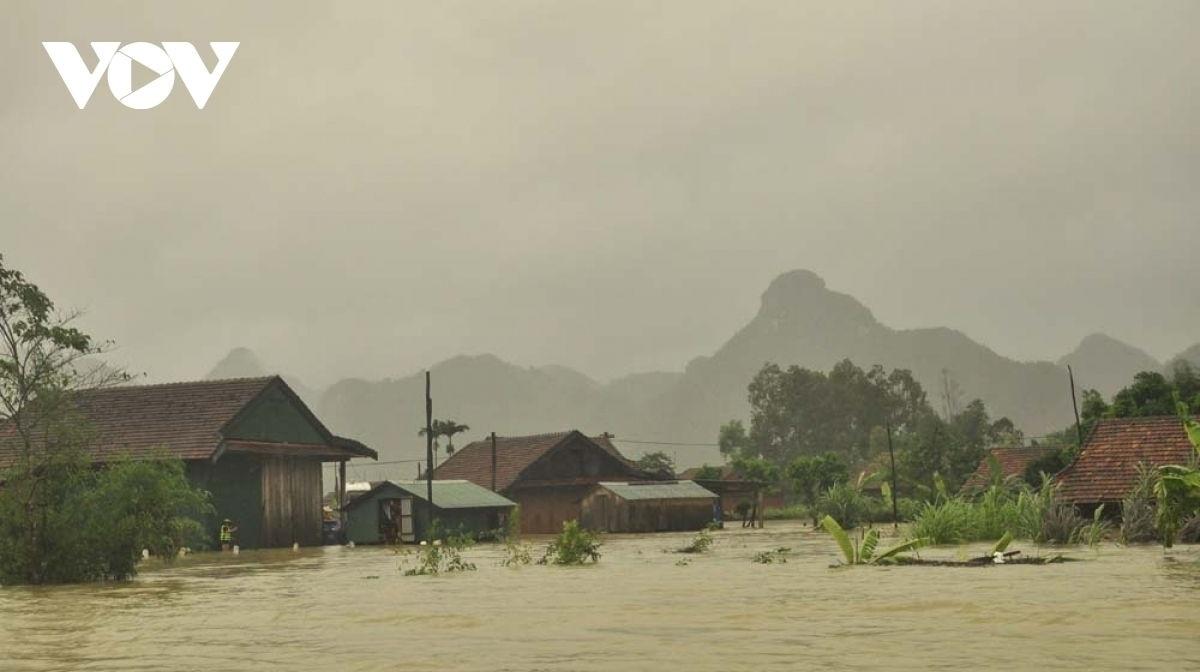 Sẽ có 6-8 cơn bão hoặc áp thấp nhiệt đới đi vào Biển Đông