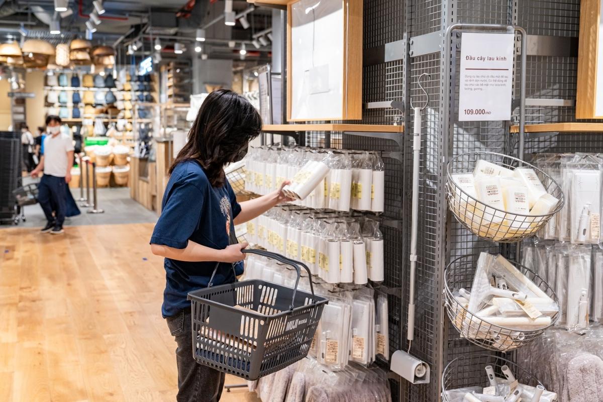 Muji hoạt động trở lại, mang đến nhiều sản phẩm chăm sóc nhà cửa, gia đình không chỉ hữu ích mà còn đẹp mắt