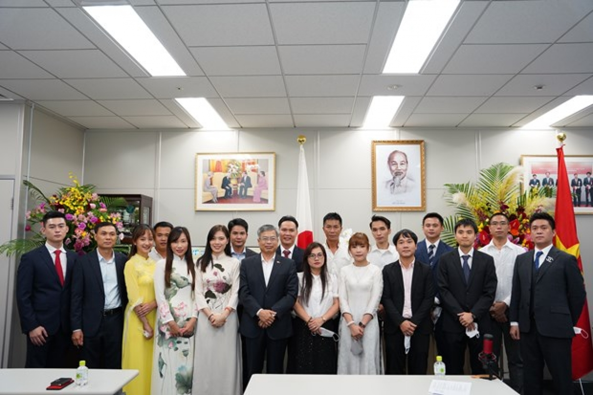 The Association of Vietnamese in Fukuoka (AVF), Japan, has held its second congress and elected a new executive committee for the 2021-2023 term.