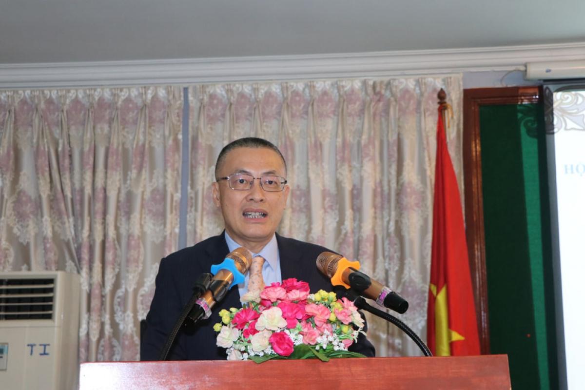 Thứ trưởng Bộ Ngoại giao - Vũ Quang Minh