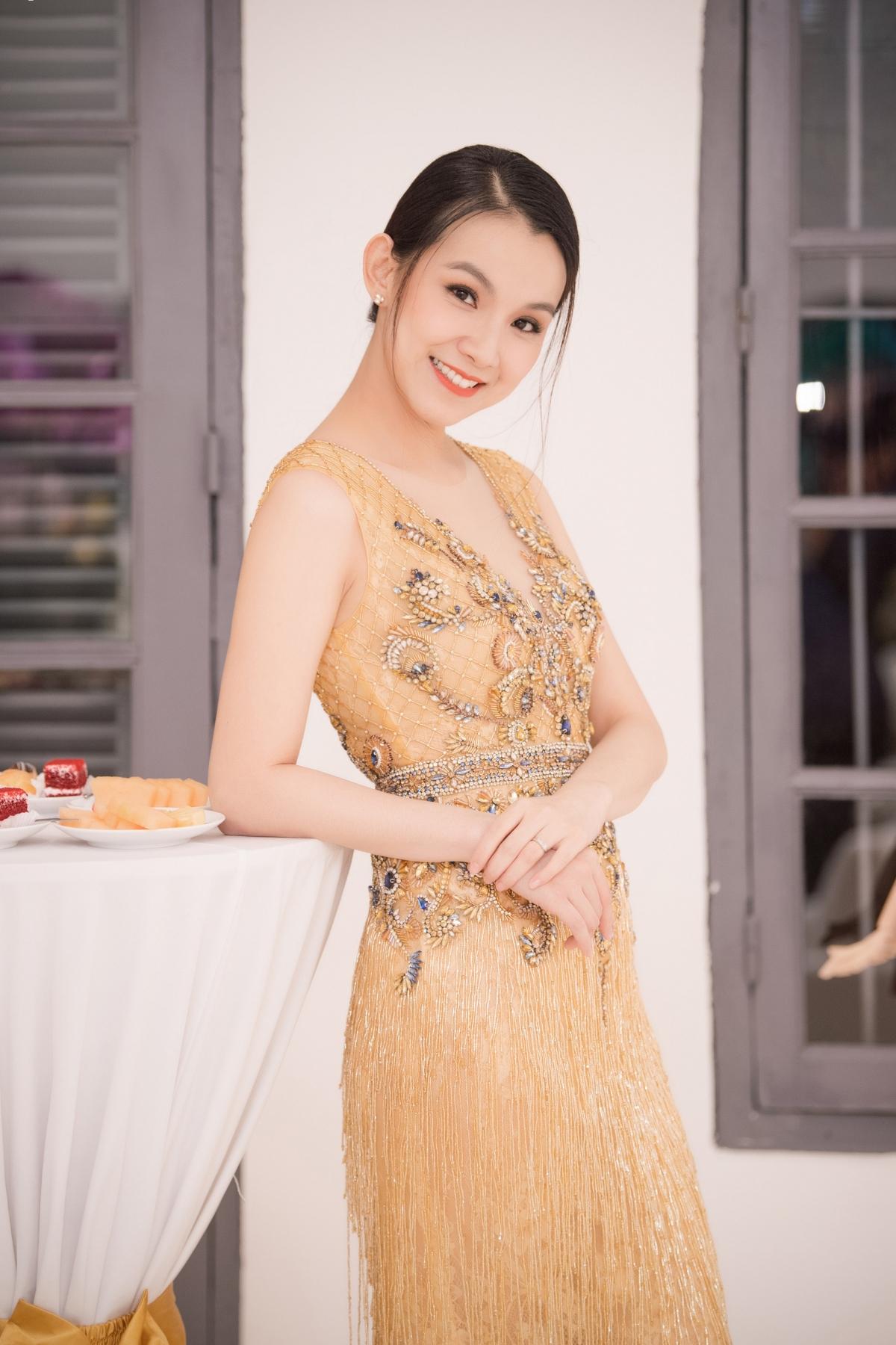 Hoa hậu Thùy Lâm