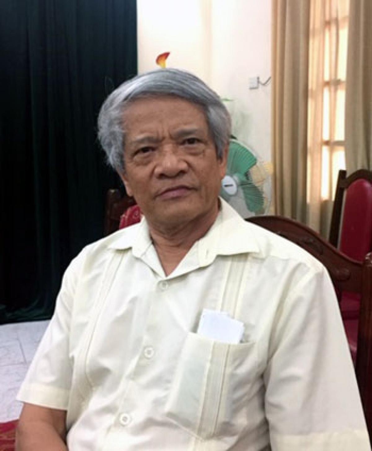 PGS.TS Bùi Đình Phong