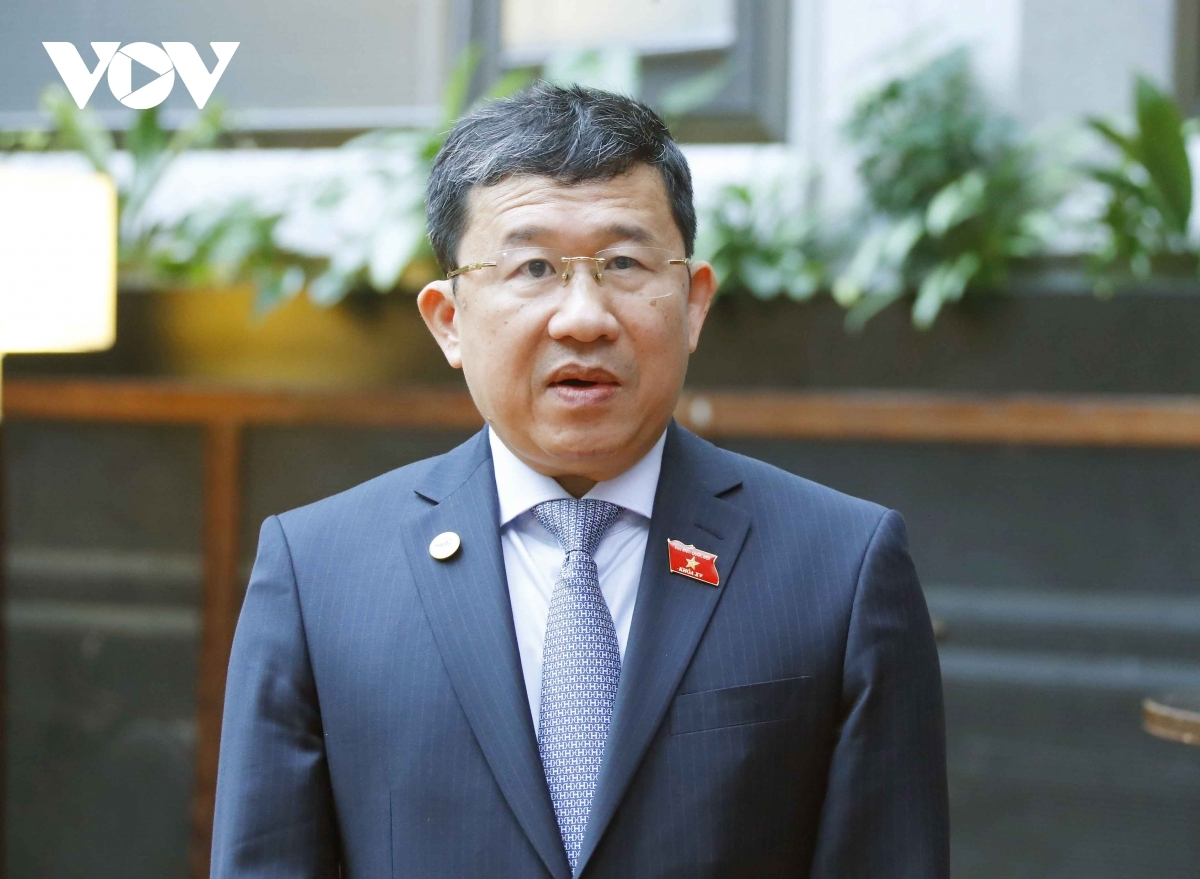 Vu Hai Ha, Chairman of the NA Committee for External Relations, says parliamentary diplomacy plays an important role in strengthening ties between parliaments and governments and people.