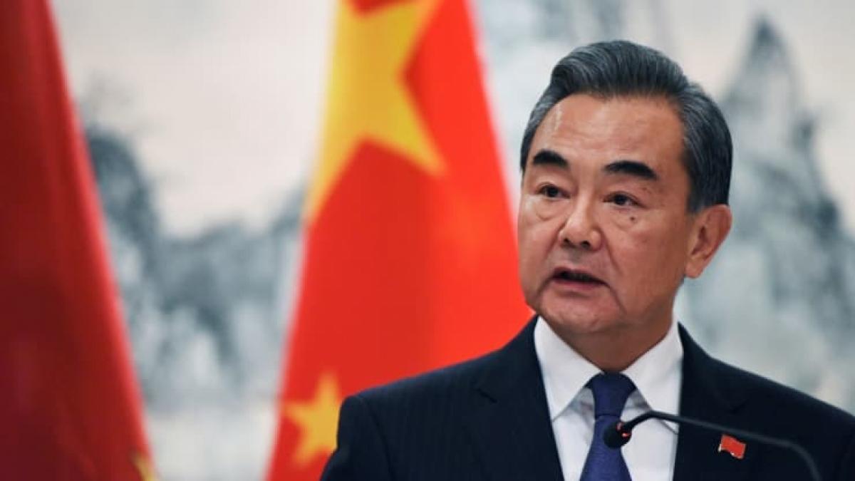 Ủy viên Quốc vụ kiêm Bộ trưởng Ngoại giao Trung Quốc Vương Nghị. Ảnh: Reuters.