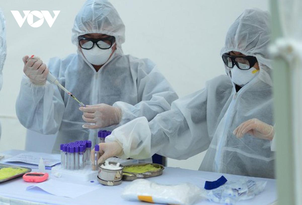 Thành phố Hà Nội đang thần tốc thực hiện một Chiến dịch xét nghiệm Covid-19 lớn nhất từ trước tới nay