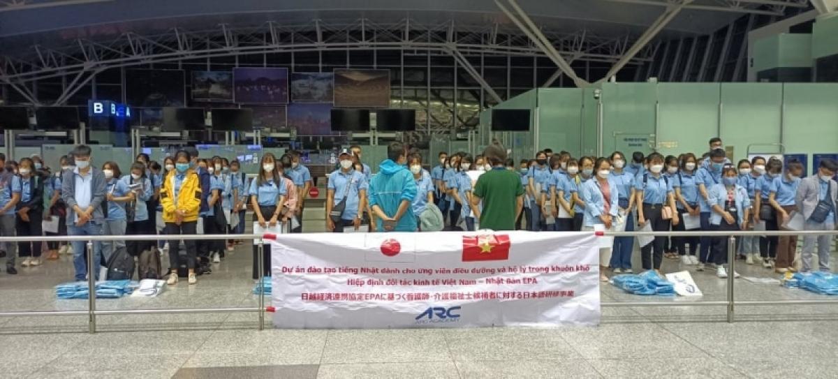 Từ năm 2012 đến nay, sau 8 khóa triển khai, chương trình đã tuyển chọn, đào tạo và đưa được gần 1.900 ứng viên điều dưỡng, hộ lý Việt Nam sang làm việc tại Nhật Bản.