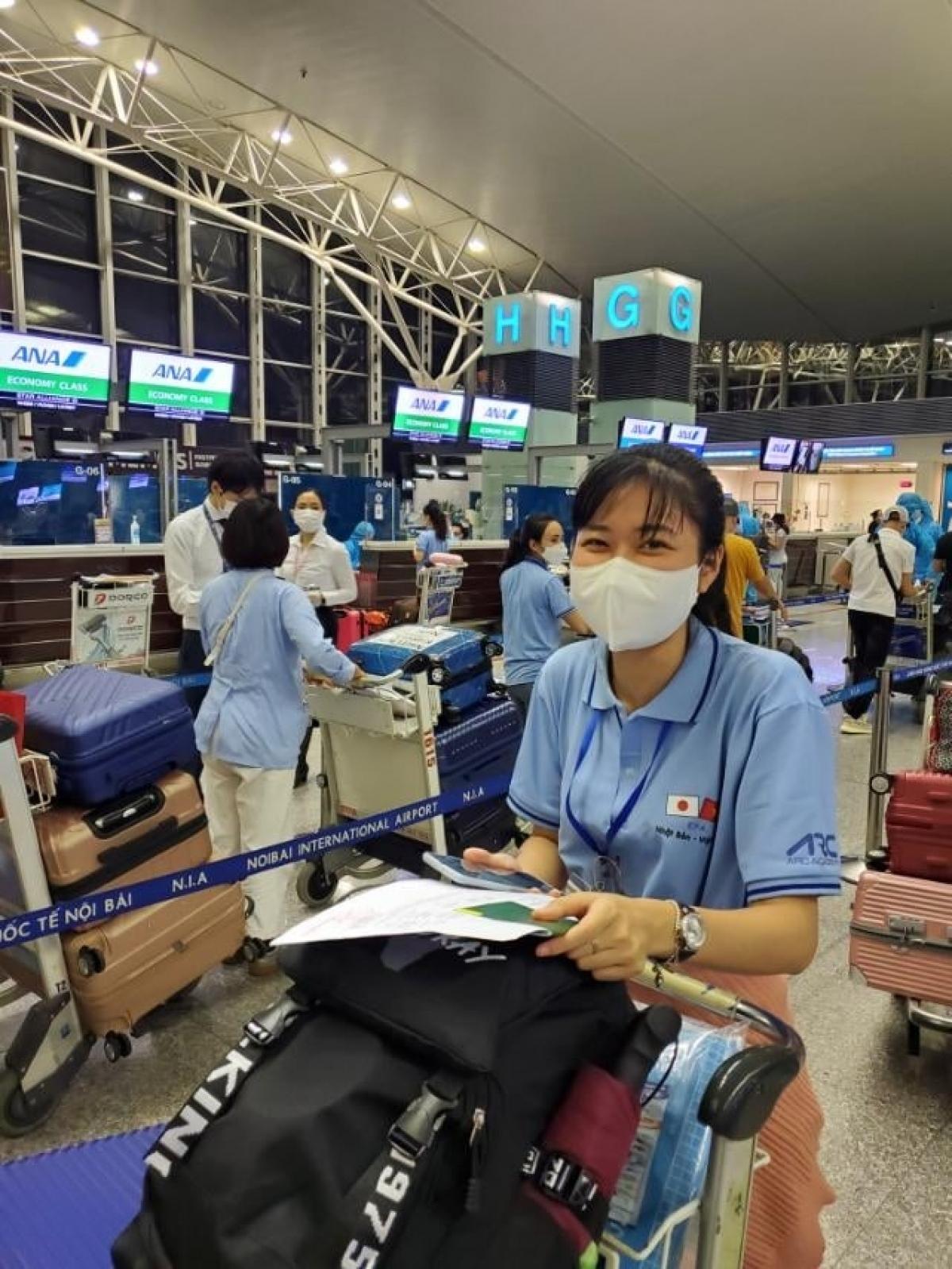 Trong thời gian vừa học vừa làm tại Nhật Bản, các ứng viên được dự kỳ thi cấp Chứng chỉ quốc gia Nhật Bản về điều dưỡng viên và hộ lý.