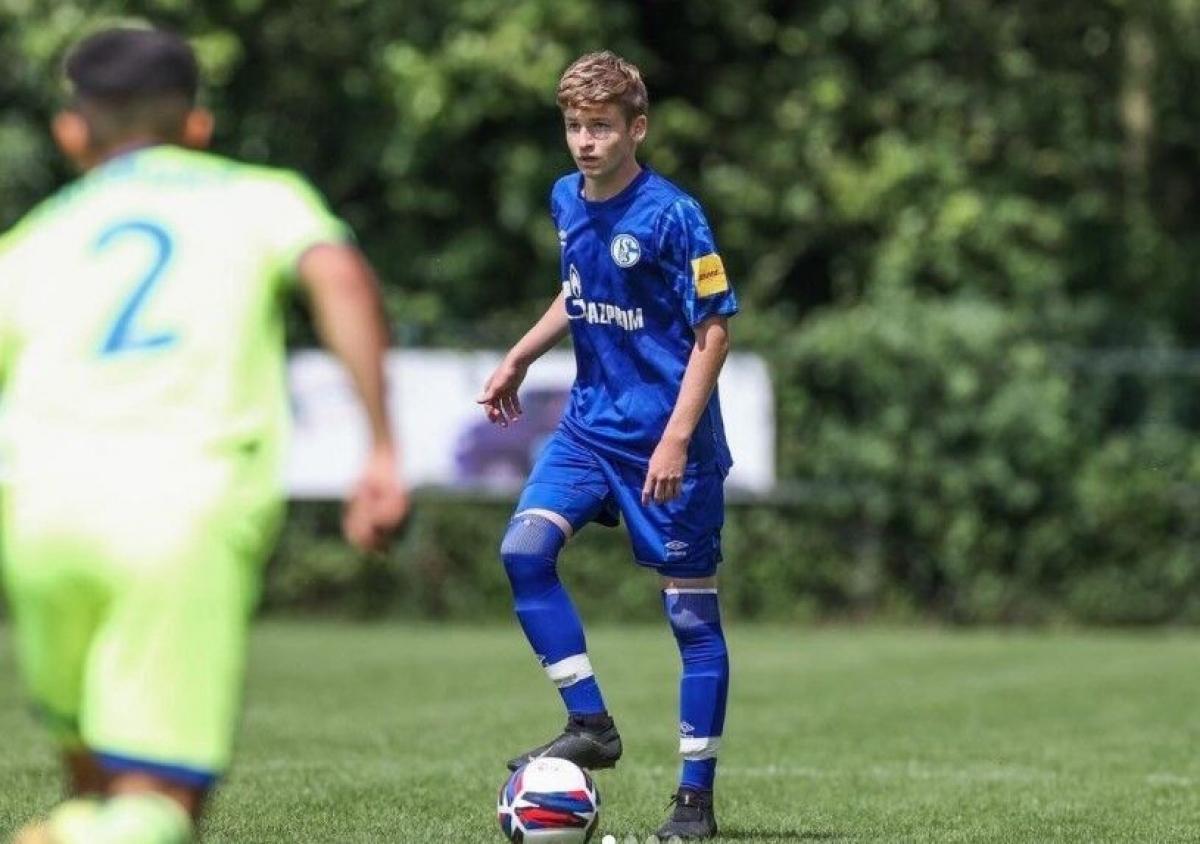 Evan Rotundo (Schalke/Mỹ) - Dù mới 17 tuổi nhưng Rotundo đã là một trong những trụ cột của đội U19 Schalke (Đức).