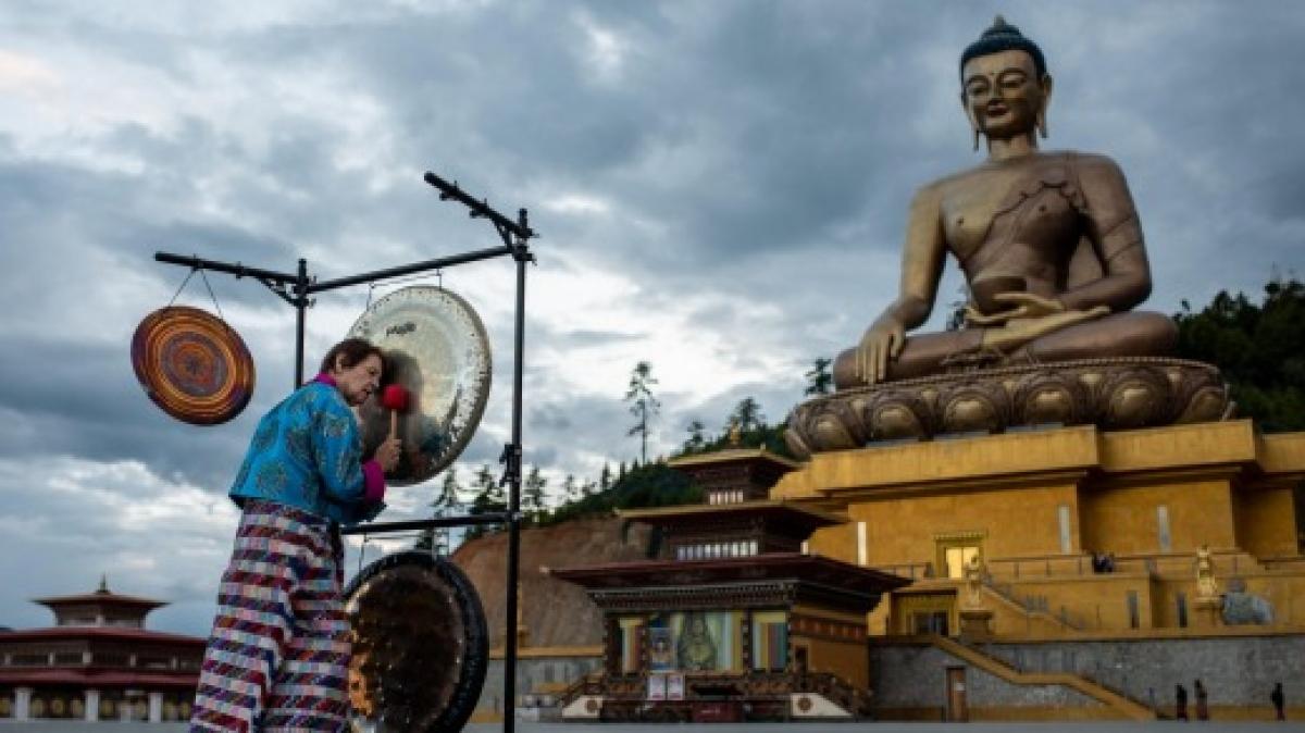 Bhutan đón duy nhất 1 khách du lịch trong bối cảnh dịch Covid-19 - 2