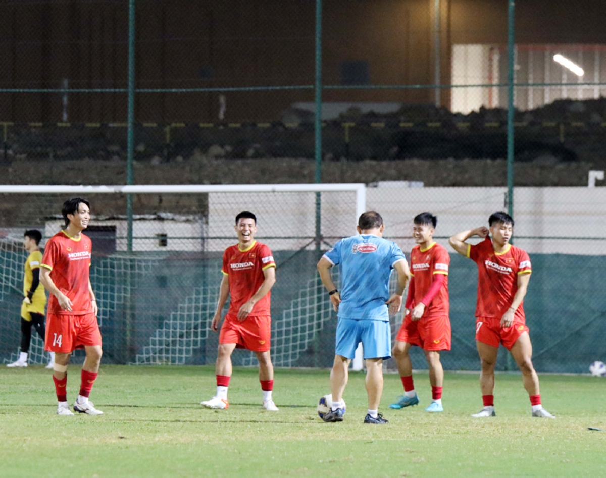 Vietnam are scheduled to play Oman at the Sultan Qaboos Stadium on October 12. Vietnam are currently bottom of Group B after three losing games, while Oman are fourth with three points.