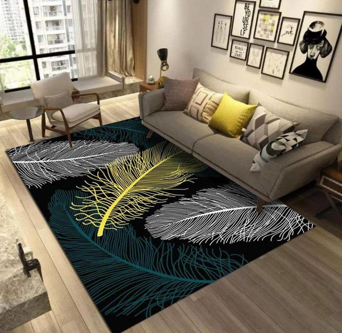 Với thiết kế đa dạng về kiểu dáng, hoa văn, màu sắc và chất liệu chắc chắn thảm trải sàn là một trong những món đồ trang trí quan trọng trong không gian nội thất. Các không gian trong gia đình bạn sẽ trở nên nổi bật, cuốn hút và đầy ấn tượng với những tấm thảm trải sàn./.