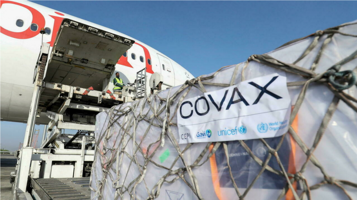 Vietnam há mainly received COVID-19 vaccines through the COVAX Facility. (Illustrative image)
