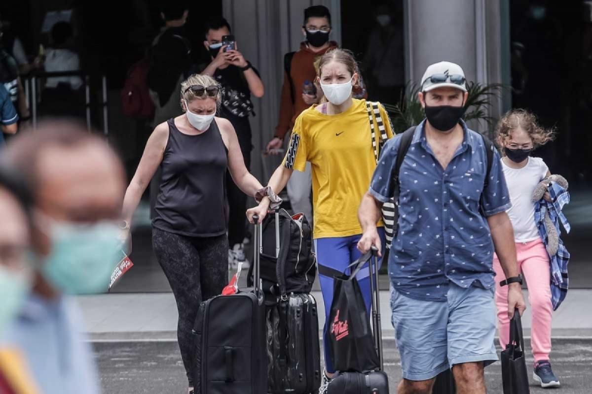 Indonesia chuẩn bị đón du khách nước ngoài trở lại Bali (Ảnh: Getty Images)