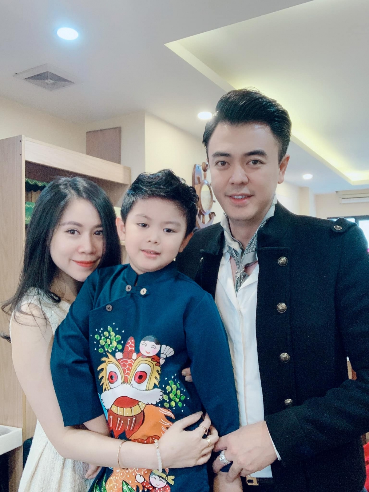 Tuấn Tú dự định cùng gia đình đến Phan Thiết ở mỗi dịp hè, lễ Tết. Ảnh: FBNV