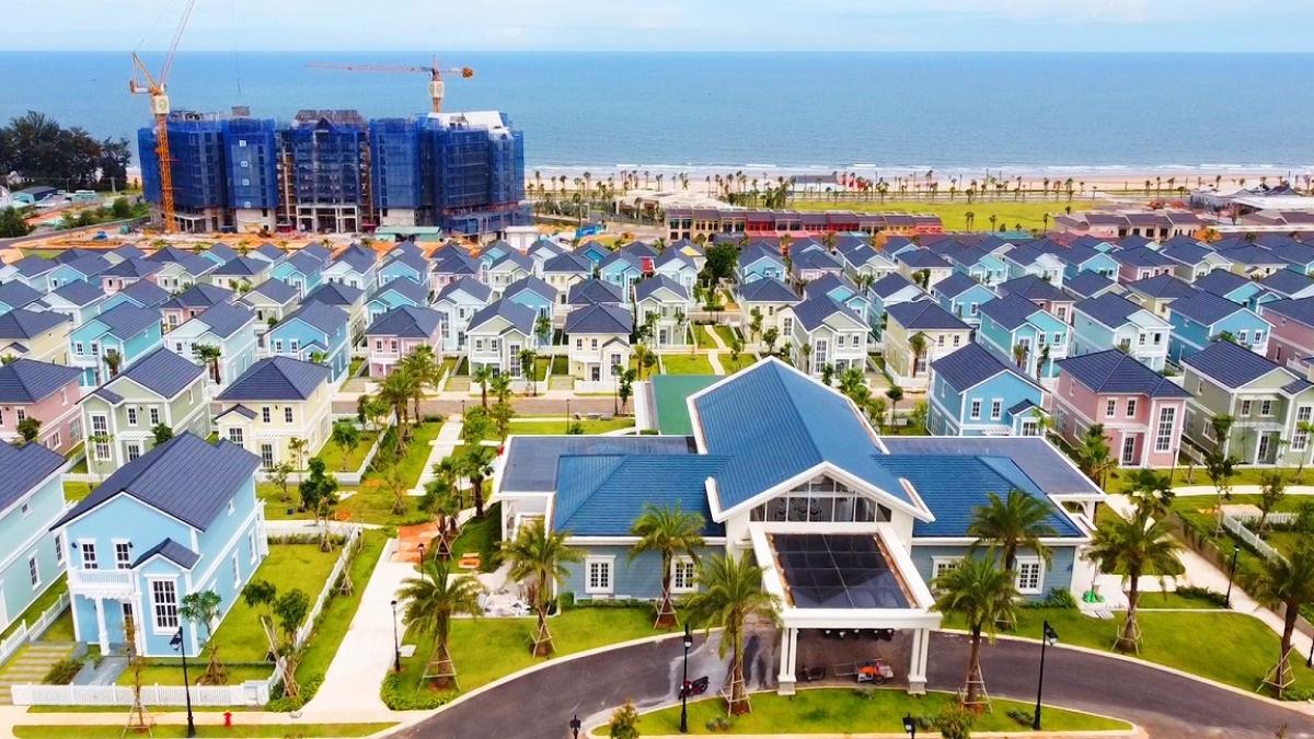 Phân khu Florida tại dự án NovaWorld Phan Thiet đã bắt đầu bàn giao từ quý III/2021.