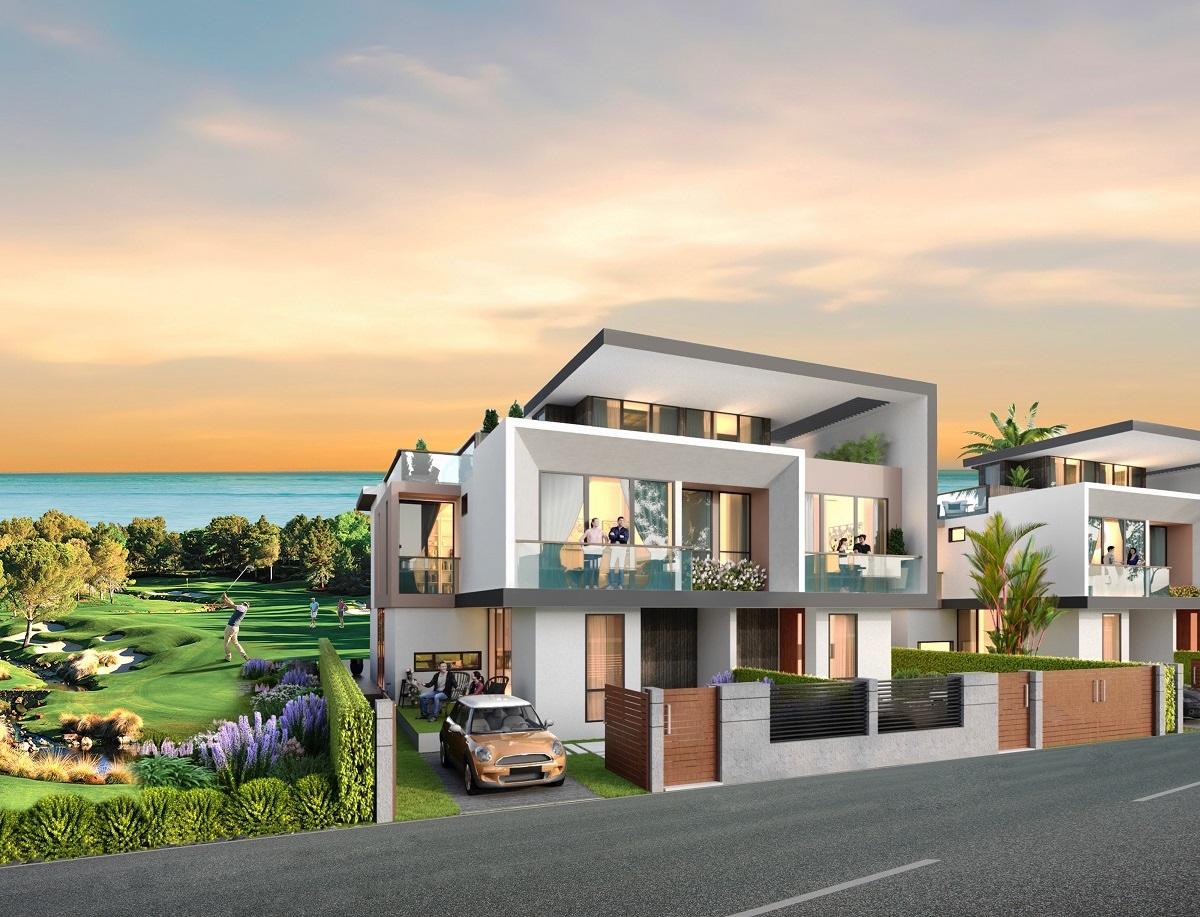 Biệt thự giữa lòng sân golf PGA Golf Villas là sản phẩm đẳng cấp tiếp theo được Tuấn Tú cân nhắc đầu tư tại NovaWorld Phan Thiet