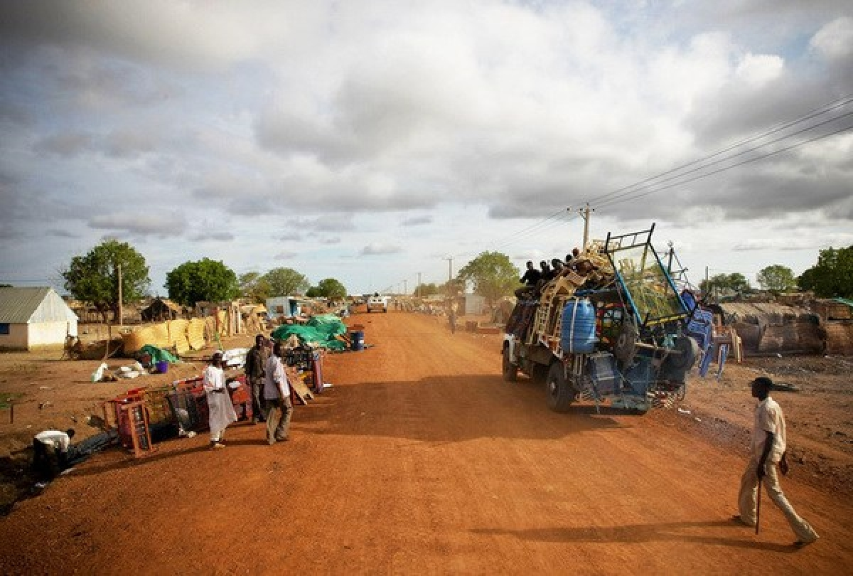 Abyei, located in the border between Sudan and South Sudan, has seen conflicts seen 2011. (Photo: UN)