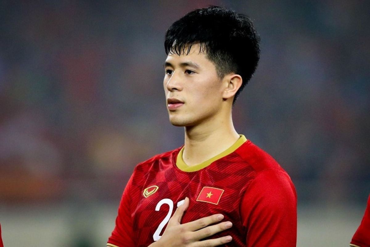 Defender Tran Dinh Trong will miss the game due to injury.