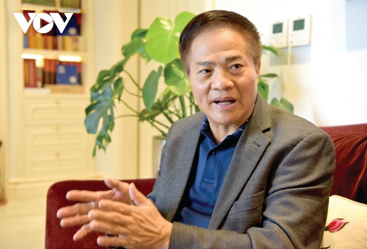 Ông Đào Duy Quát.