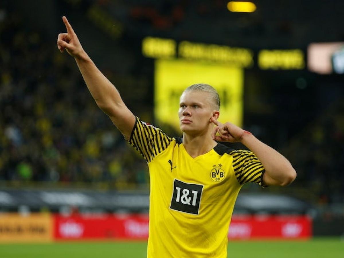 Haaland là mục tiêu theo đuổi của nhiều đội bóng lớn tại châu Âu (Ảnh: Reuters).