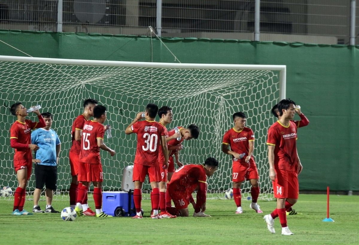 Vietnam are scheduled to play China in their third match of Group B at 9 p.m. on October 7 (local time).