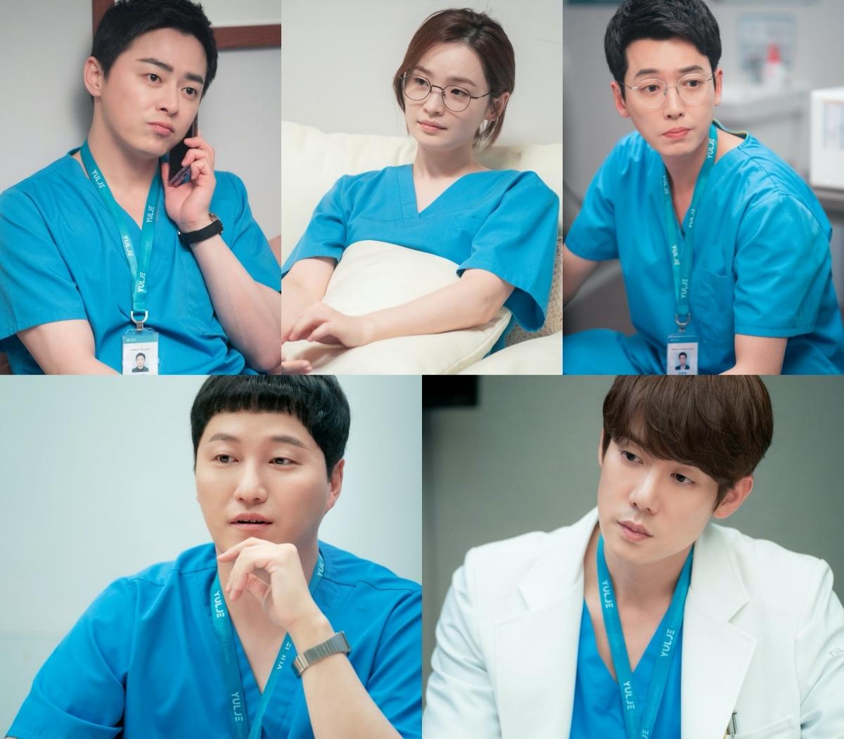 Bộ phim xoay quanh câu chuyện đời thường bình dị trong cuộc sống của 5 bác sĩ.