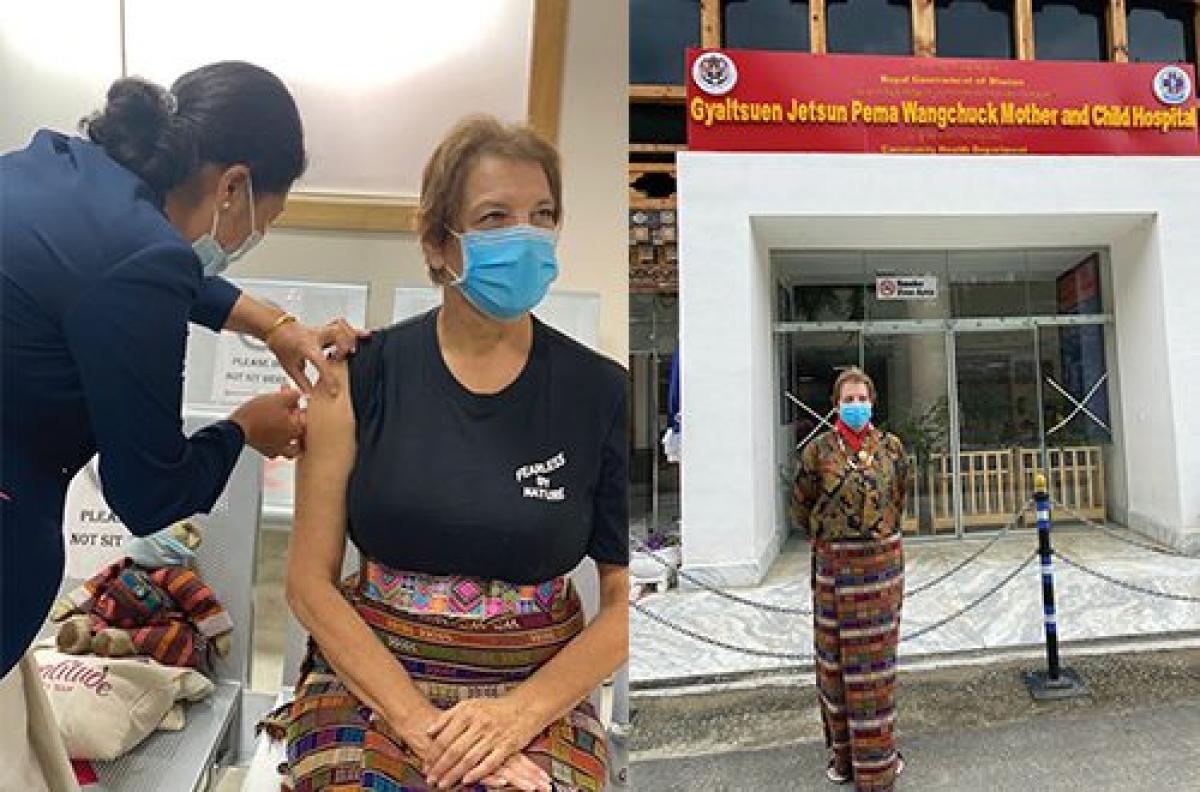 Bhutan đón duy nhất 1 khách du lịch trong bối cảnh dịch Covid-19 - 1