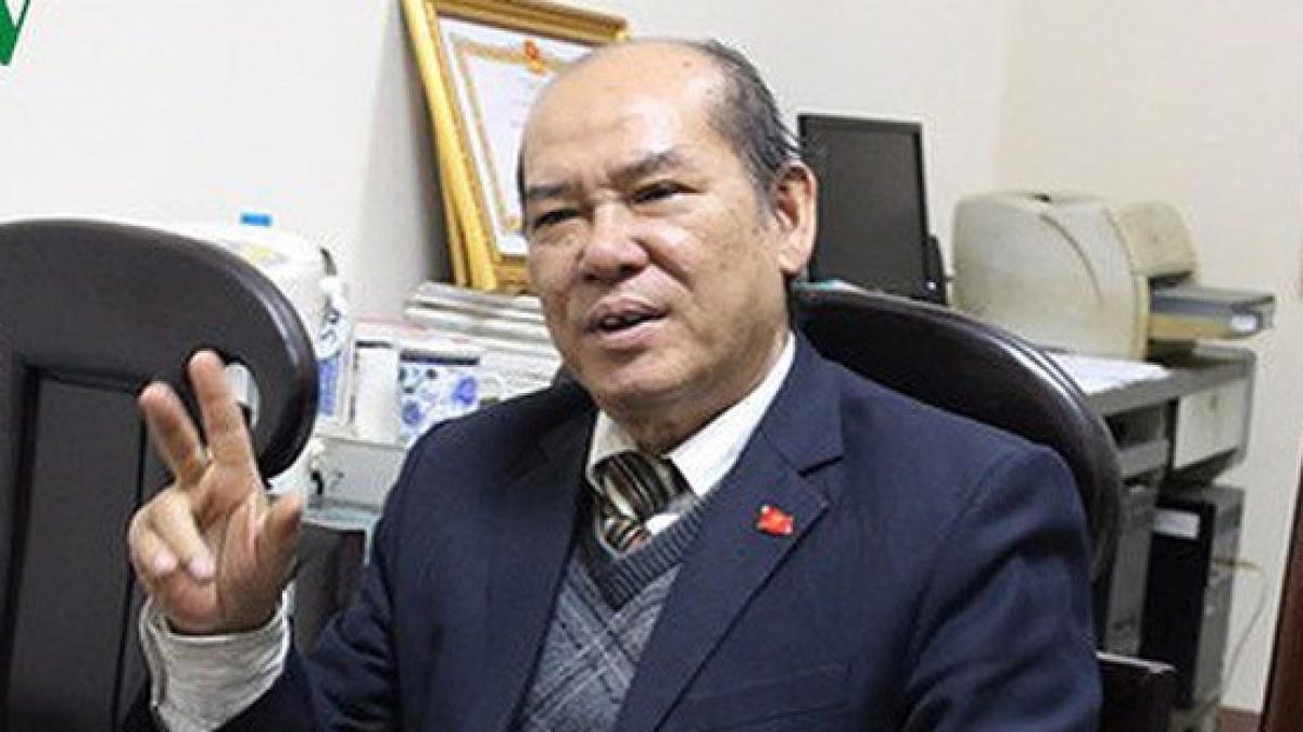 Ông Nguyễn Đức Hà, nguyên Vụ trưởng Vụ Cơ sở Đảng, Ban Tổ chức Trung ương.