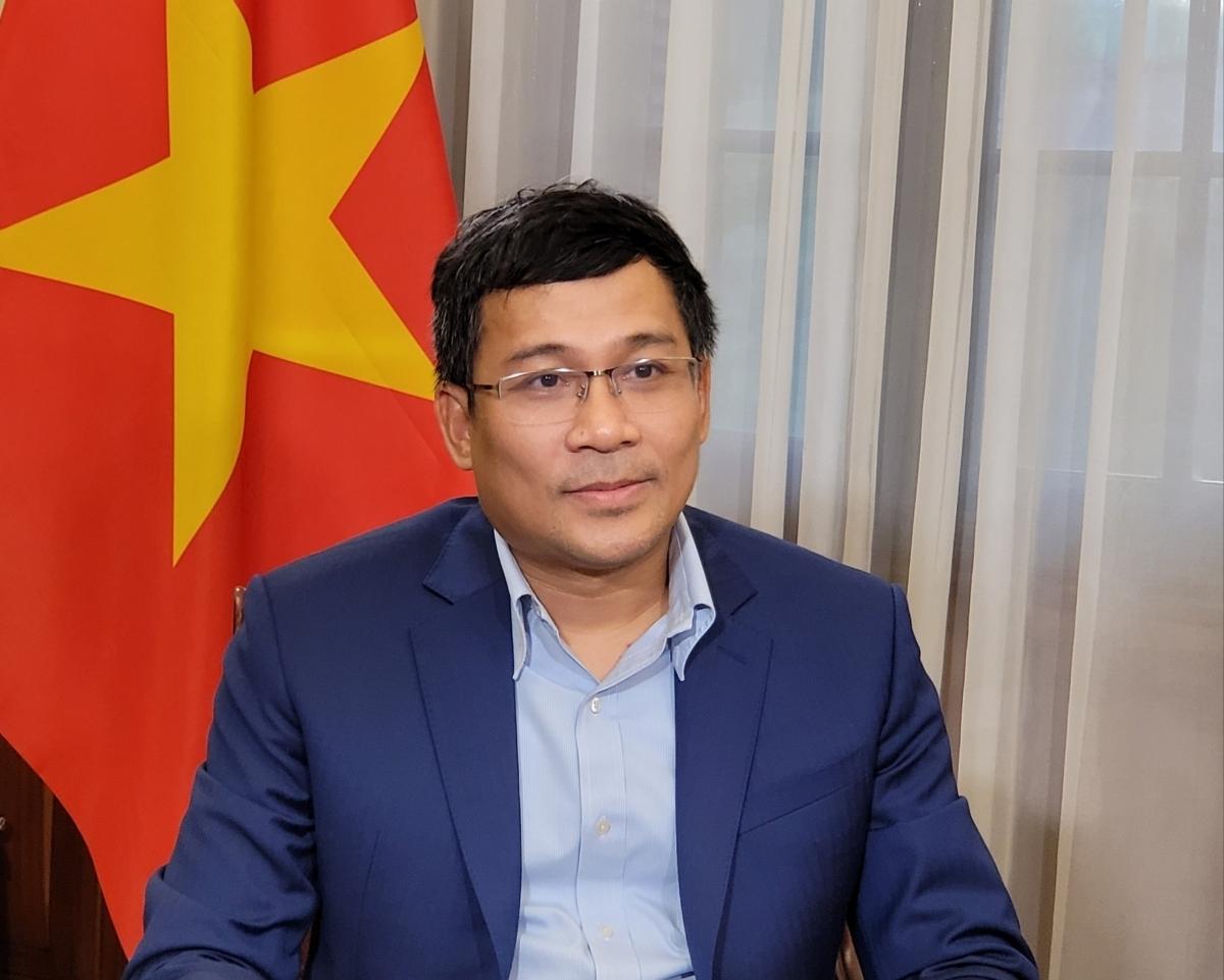 Deputy Minister of Foreign Affairs Nguyen Minh Vu