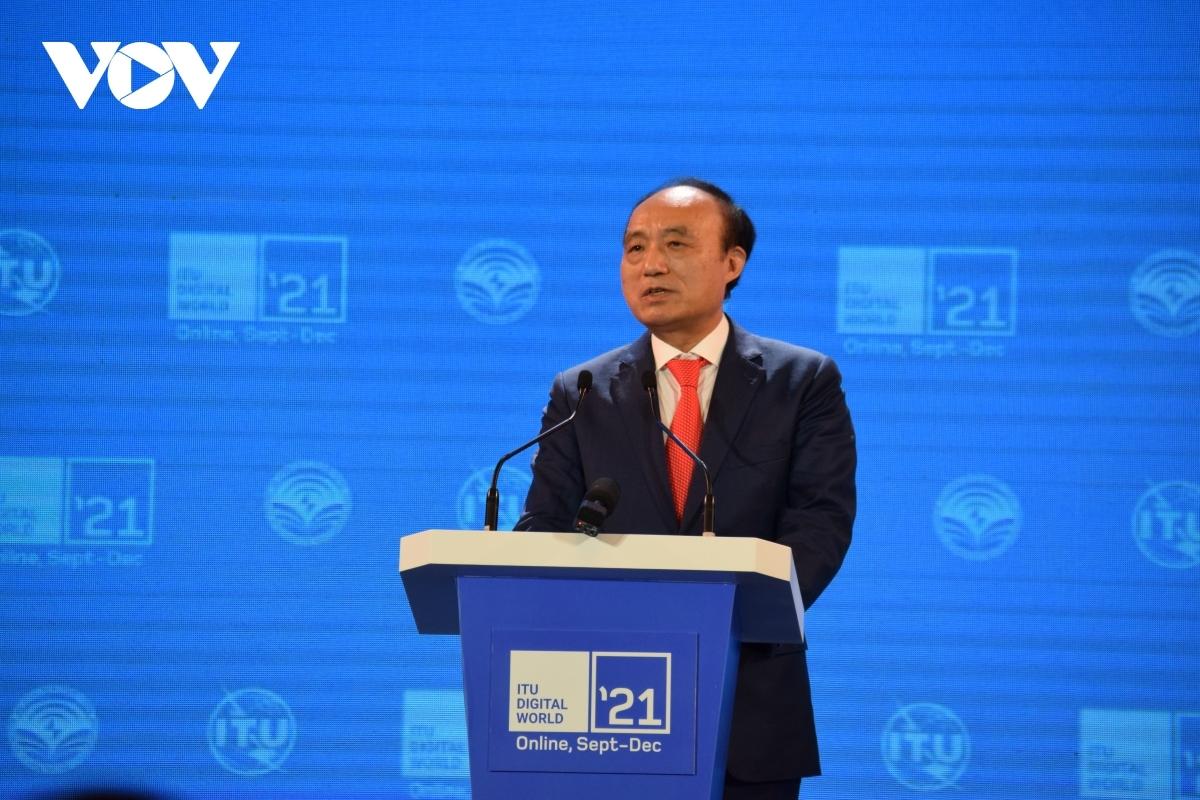 Zhao Houlin, ITU Secretary General