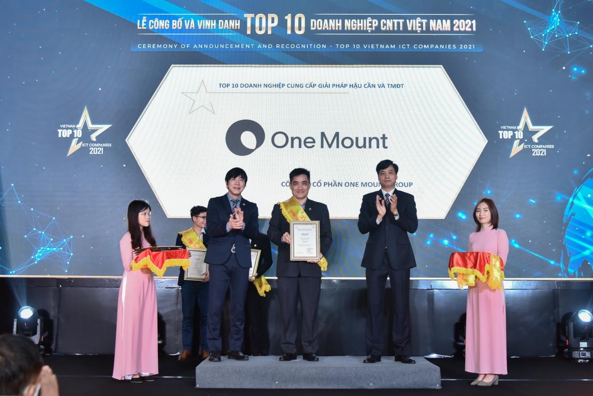 Hai giải thưởngđược trao trùng hợp với thời điểm One Mount đánh dấu cột mốc hai năm phát triển.