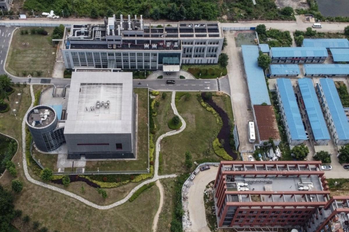 Viện Virus học Vũ Hán, tâm điểm chú ý của thế giới sau khi đại dịch COVID-19 bùng phát. Ảnh: SCMP