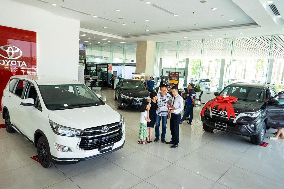Toyota Việt Nam vẫn là hàng xe bán được nhiều xe con nhất trong năm 2021 tính đến hết tháng 9.