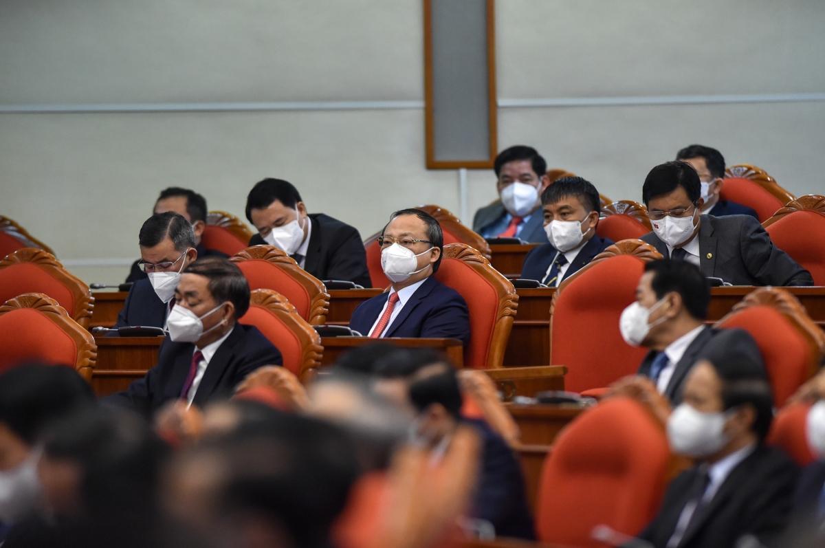 Các đại biểu dự Hội nghị.(Ảnh: Hiếu Minh/VOV.VN)