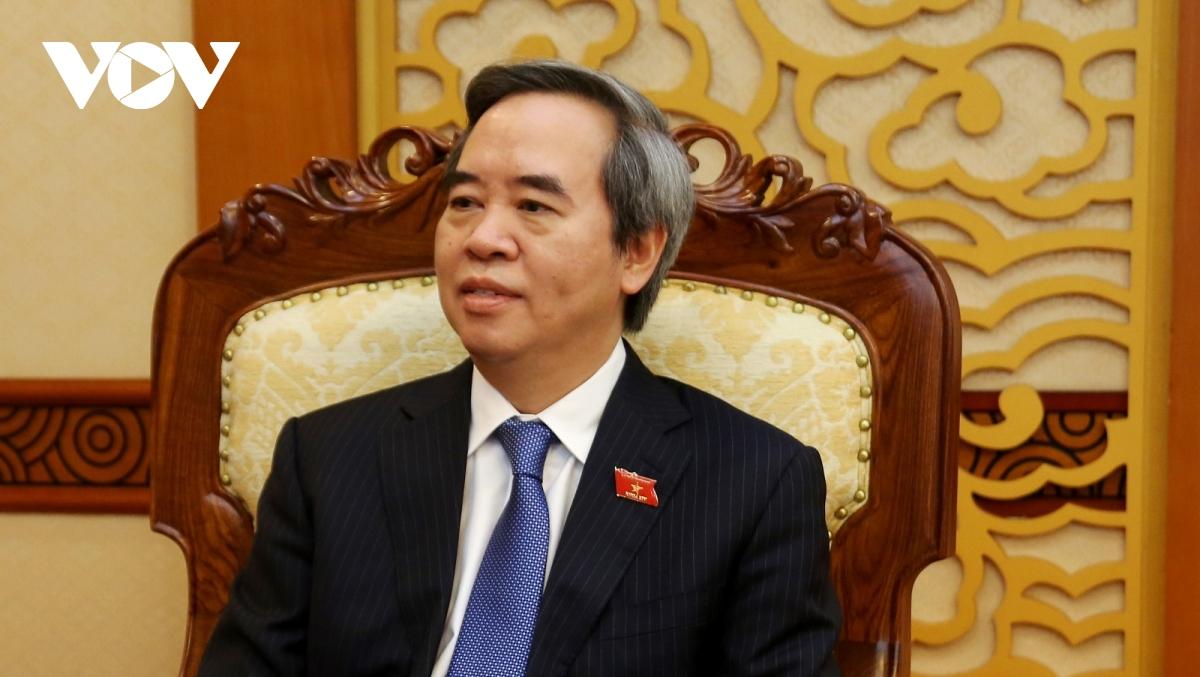 Ong Nguyễn Văn Binh Kế Thừa Co Chọn Lọc Thanh Tựu Kinh Tế Thị Trường Của Nhan Loại Vov Vn