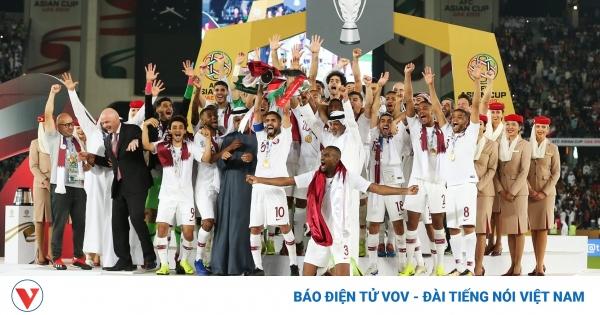 ĐKVĐ Asian Cup dự các giải đấu lớn nhất thế giới năm 2021    VOV.VN